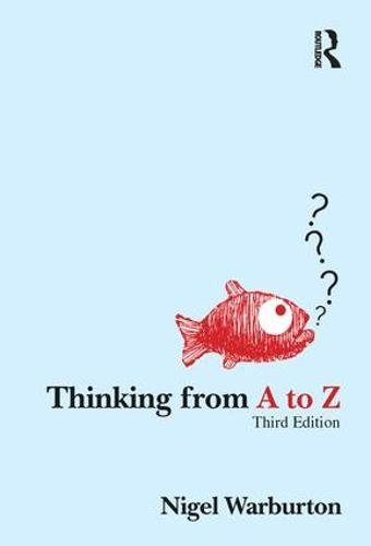 9781138436688: Thinking from A to Z