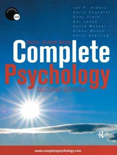 9781138436732: Complete Psychology