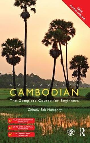 9781138437791: Colloquial Cambodian: The Complete Course for Beginners (New Edition)