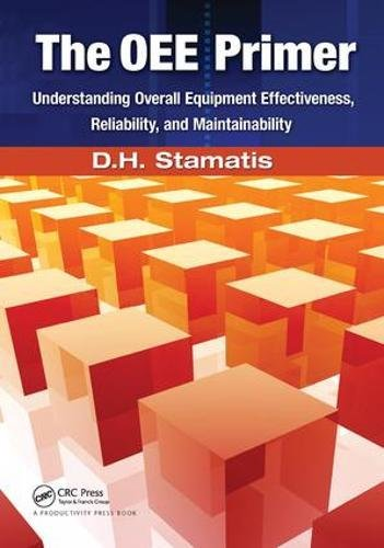 9781138440470: The OEE Primer: Understanding Overall Equipment Effectiveness, Reliability, and Maintainability