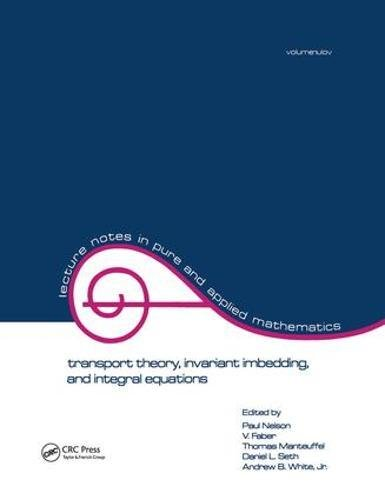 Transport Theory