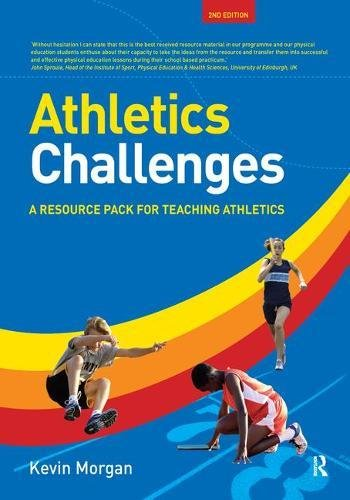 9781138458116: Athletics Challenges: A Resource Pack for Teaching Athletics