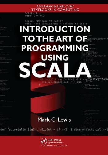 9781138460836: Introduction to the Art of Programming Using Scala (Chapman & Hall/CRC Textbooks in Computing)