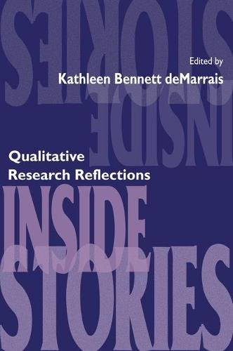 9781138463776: Inside Stories: Qualitative Research Reflections
