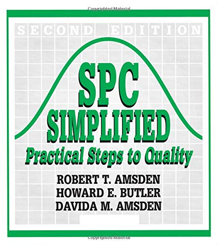 9781138464155: SPC Simplified: Practical Steps to Quality