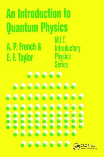 9781138464667: An Introduction to Quantum Physics