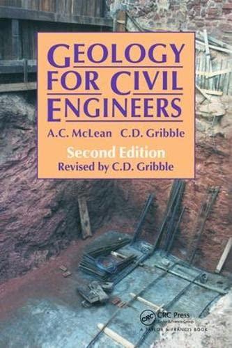 9781138465824: Geology for Civil Engineers
