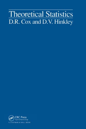 9781138469600: Theoretical Statistics