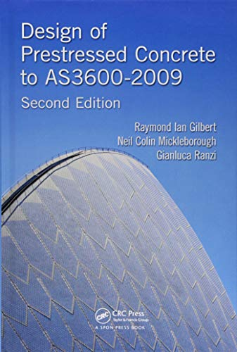 9781138470224: Design of Prestressed Concrete to AS3600-2009