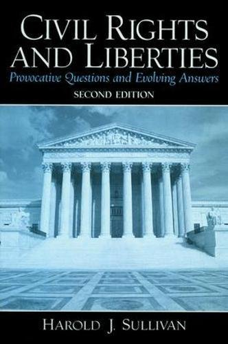 9781138473959: Civil Rights and Liberties: Provocative Questions and Evolving Answers