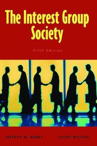 9781138473997: Interest Group Society