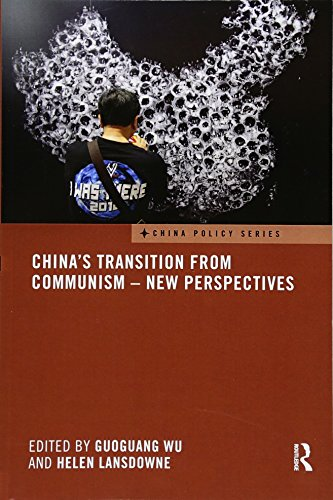 9781138476837: China's Transition from Communism – New Perspectives (China Policy Series)