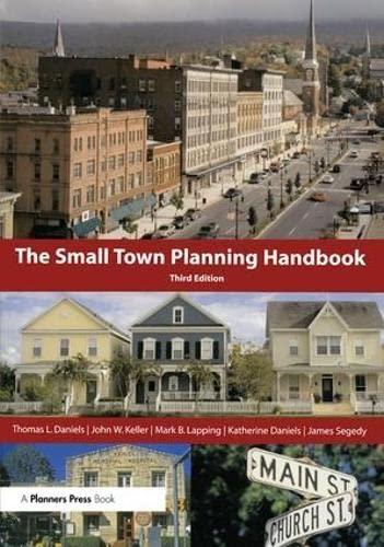 9781138487376: Small Town Planning Handbook, 3rd ed.