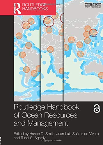 9781138495340: Routledge Handbook of Ocean Resources and Management (Routledge Handbooks)