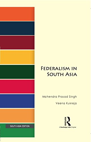 9781138500228: Federalism South Asia