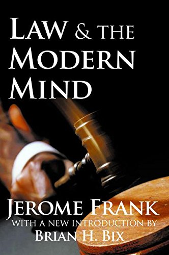9781138526969: Law and the Modern Mind