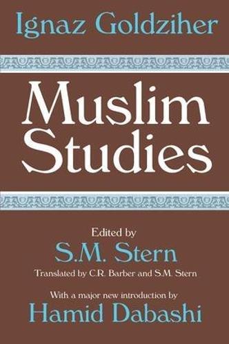 9781138528536: Muslim Studies: Volume 1