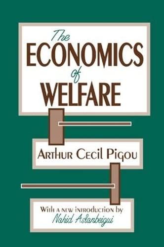 9781138535411: The Economics of Welfare