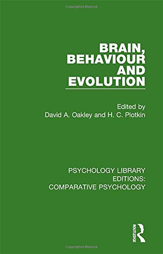 9781138555365: Brain, Behaviour and Evolution (Psychology Library Editions: Comparative Psychology) (Volume 10)