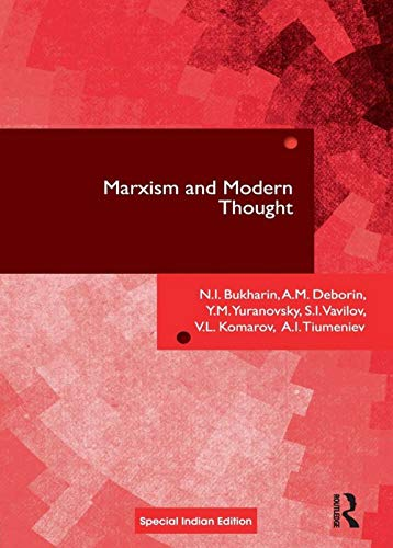 9781138565616: Marxism and Anthropology: The History of a Relationship