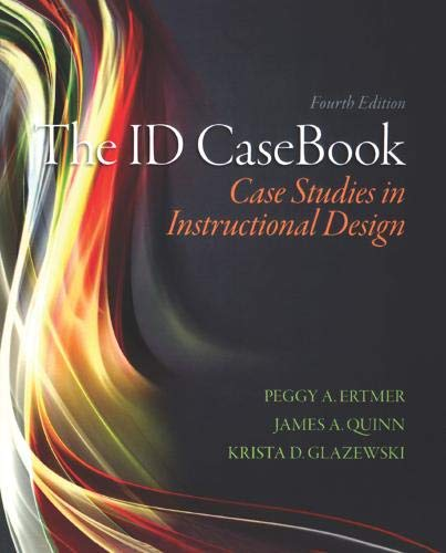 9781138574441: The ID CaseBook: Case Studies in Instructional Design