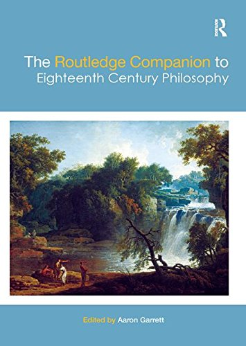 9781138574663: The Routledge Companion to Eighteenth Century Philosophy (Routledge Philosophy Companions)