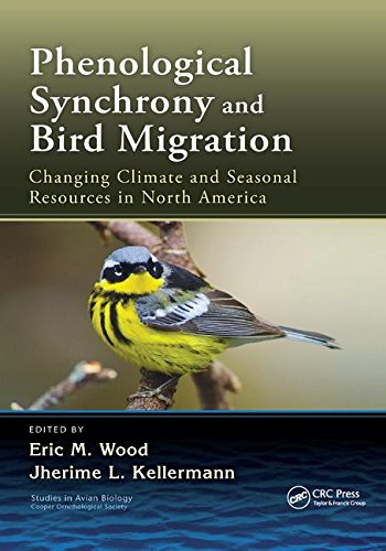 9781138575783: Phenological Synchrony and Bird Migration: Changing Climate and Seasonal Resources in North America (Studies in Avian Biology)