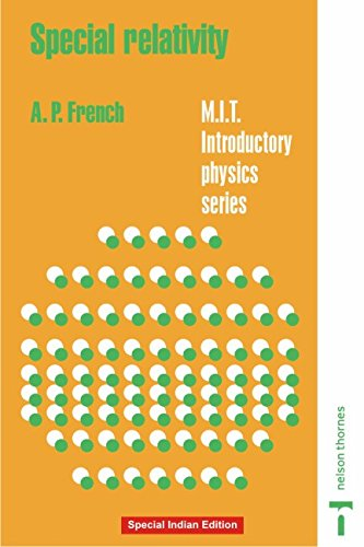 9781138582873: Special Relativity (MIT Introductory Physics)