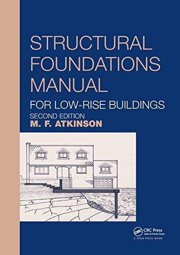 9781138609105: Structural Foundations Manual for Low-Rise Buildings
