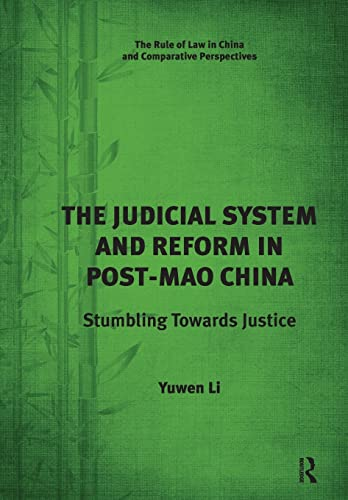 JUDICIAL SYSTEM and REFORM IN PO: Li, Yuwen