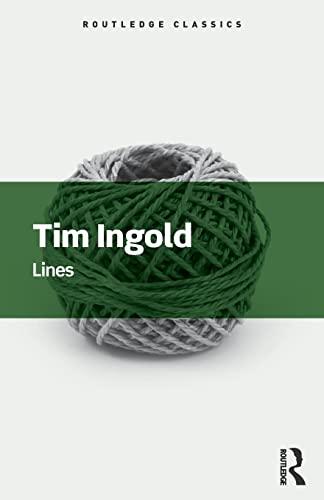 9781138640399: Lines: A Brief History (Routledge Classics)