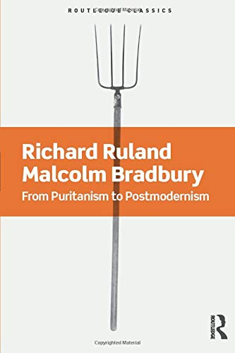9781138642065: From Puritanism to Postmodernism: A History of American Literature (Routledge Classics) (Volume 150)