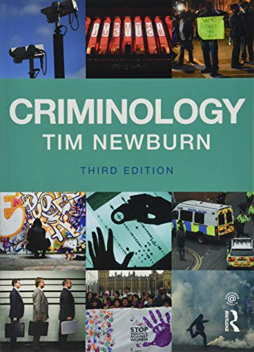 9781138643130: Criminology (Volume 1)
