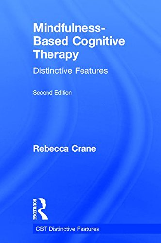 9781138643208: Mindfulness-Based Cognitive Therapy: Distinctive Features (CBT Distinctive Features)