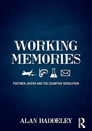 9781138646353: Working Memories