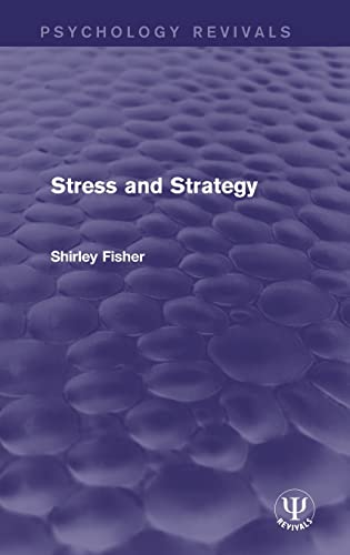 Stress and Strategy: FISHER, SHIRLEY