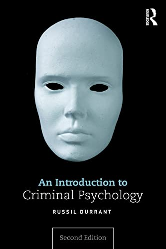 9781138650961: An Introduction to Criminal Psychology (Volume 2)
