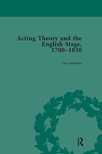 9781138660427: Acting Theory and the English Stage, 1700-1830 Volume 5