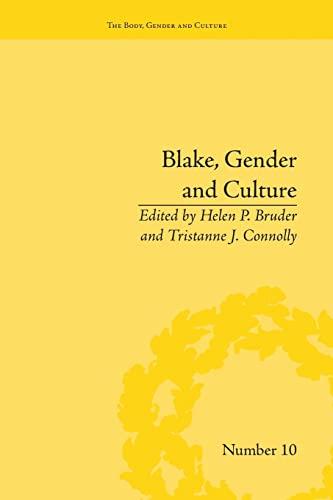 9781138661943: Blake, Gender and Culture (