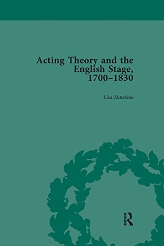 9781138664067: Acting Theory and the English Stage, 1700-1830 Volume 2