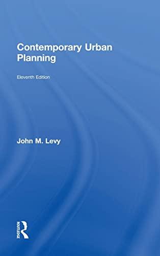 9781138666375: Contemporary Urban Planning