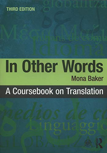 9781138666887: In Other Words: A Coursebook on Translation