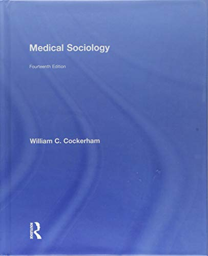 9781138668331: Medical Sociology