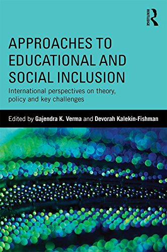 9781138672642: Approaches to Educational and Social Inclusion: International perspectives on theory, policy and key challenges