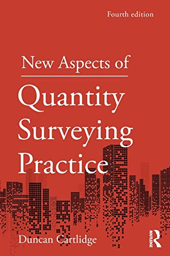 9781138673762: New Aspects of Quantity Surveying Practice