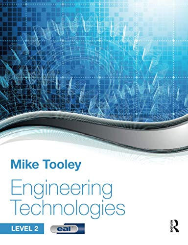Engineering Technologies: Level 2: Tooley, Mike