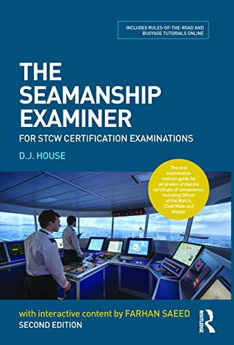 9781138674882: The Seamanship Examiner: For STCW Certification Examinations
