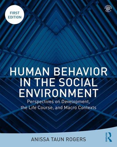 human behavior and the social environment essay Social basis of human behavior by  this chapter examines human social evolution  this ability allows us to manipulate our environment,.