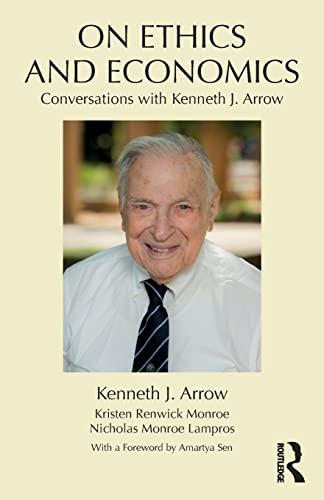 9781138676060: On Ethics and Economics: Conversations with Kenneth J. Arrow