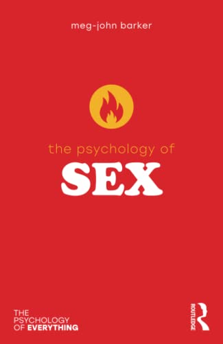 9781138676497: The Psychology of Sex (The Psychology of Everything)